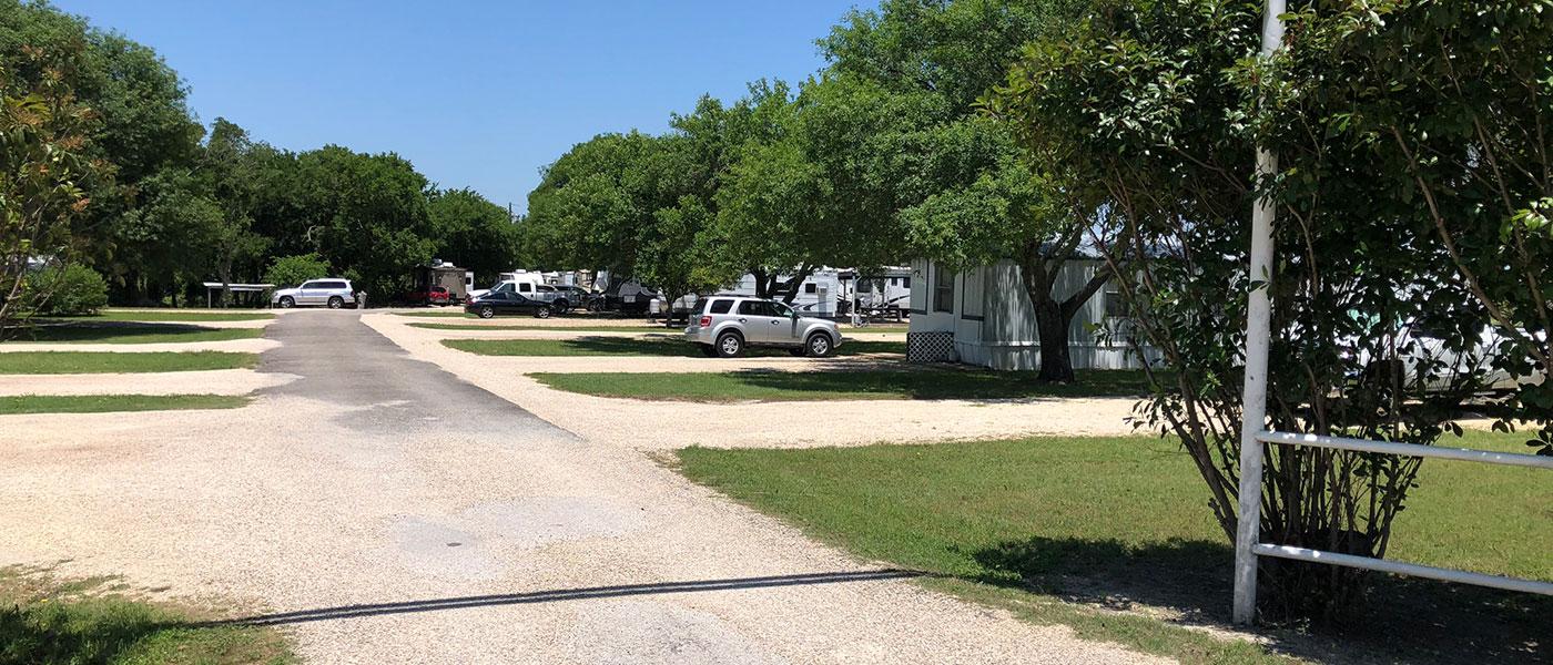 Mcgregor Rv Park Rv Sites Close To Waco